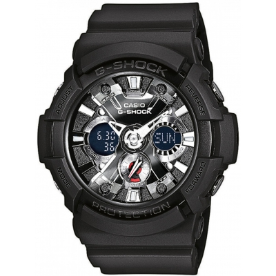 CASIO G-SHOCK GA-201-1AER
