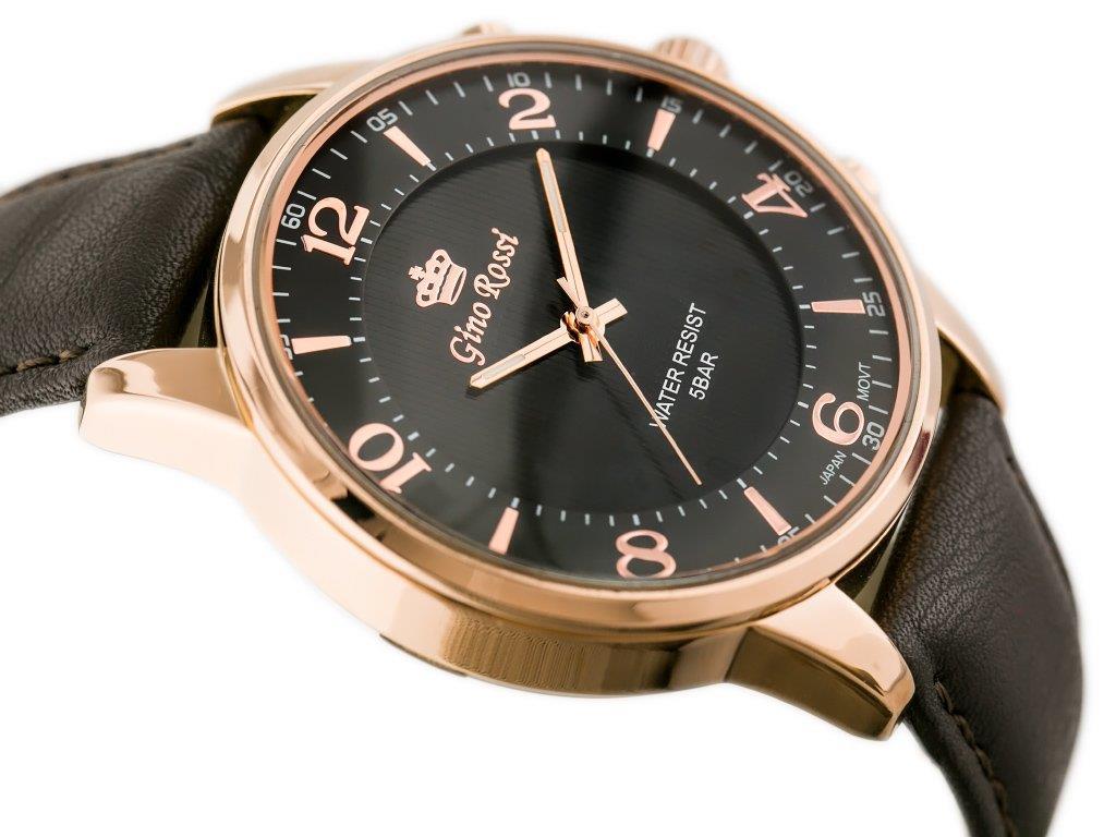 44e97b215d4e0 Zegarek GINO ROSSI - MUSTANG (zg155f) - cena | sklep TimeButik.pl
